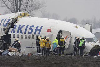 Turkish Airlines Flight 1951 aviation accident