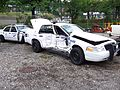 Crashed 2004 Ford Crown Victoria PI.jpg