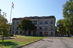 Crawford County Courthouse, Kansas 9-2-2012.JPG
