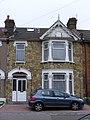 Crazy Edwardian stone clad house, Seven Kings Ilford.jpg