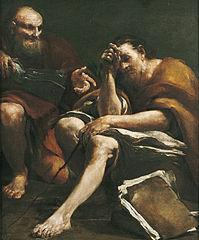 Démocrite et Héraclite