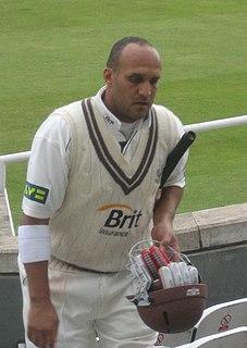 Mark Butcher English cricketer