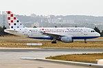 Croatia Airlines (Bravo Vatreni livery), 9A-CTL, Airbus A319-112 (43458287870).jpg