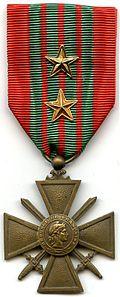 Croix de Guerre 1939 France AVERS.jpg