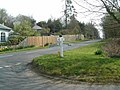 Crossroads at Bells Yew Green - geograph.org.uk - 157977.jpg