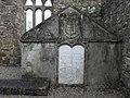 Crypt area, Derryloran Old Church - geograph.org.uk - 1625189.jpg