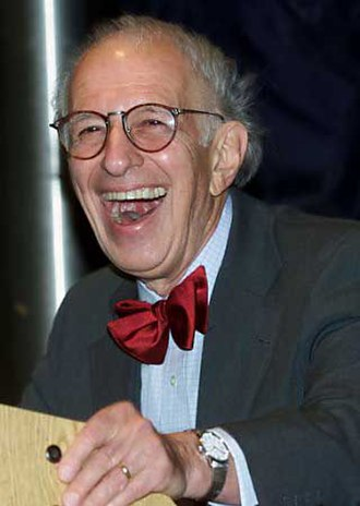 Neuroscientist - Eric Kandel, winner of the 2000 Nobel Prize in Physiology or Medicine