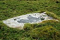 Cup-Marked Stone At Kilchiaran - geograph.org.uk - 1166424.jpg