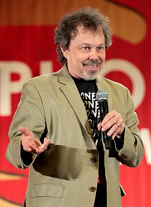 Curtis Armstrong - Curtis Armstrong at Phoenix Comicon in 2017