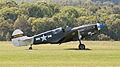 Curtiss P40N Warhawk F-AZKU OTT 2013 02.jpg