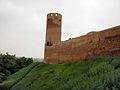 Czersk, ruiny zamku, XIII, kon. XIV, 2 poł. XVI.JPG
