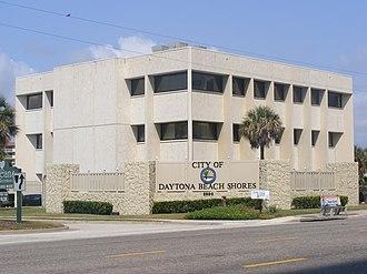 Daytona Beach Shores, Florida - Daytona Beach Shores City Hall