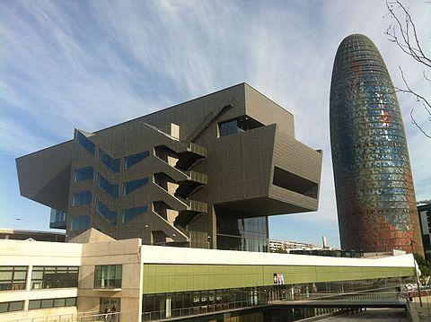 DHUB Barcelona november