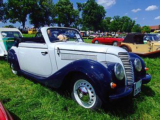 DKW F8 - DKW F8 Cabriolet.
