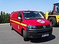 DOD garáže Vršovice 2015, pohotovostní vozidlo 73.jpg