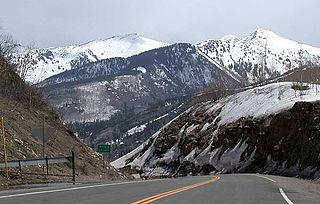 McClure Pass