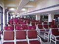 Dabolim airport Goa waiting hall.JPG