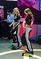 Dancing girls at E3 2012 (7165470793).jpg