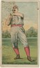 Dandy Wood, Philadelphia Quakers, baseball card portrait LCCN2007680779.tif