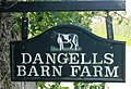 Dangells Barn Farm, the sign - geograph.org.uk - 1476861.jpg