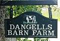 Dangells Barn Farm, the sign - geograph.org.uk - 1476861.jpg