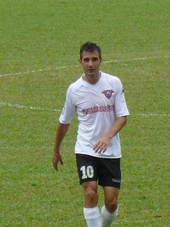 Dani Sánchez (footballer) Spanish professional footballer