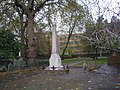 Daniel Defoe Memorial, Bunhill Fields - geograph.org.uk - 1036927.jpg