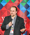 Daniel Mietchen Wiki Academy Pristina 2013.jpg