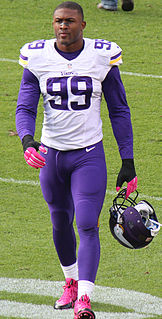 Danielle Hunter Jamaican-born American football defensive end