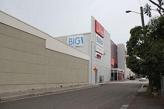 Dapto Mall - Dapto Mall alternate entrance