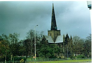 Darlington - St Cuthbert's Church