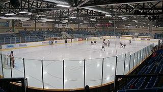 Dave Andreychuk Mountain Arena & Skating Centre