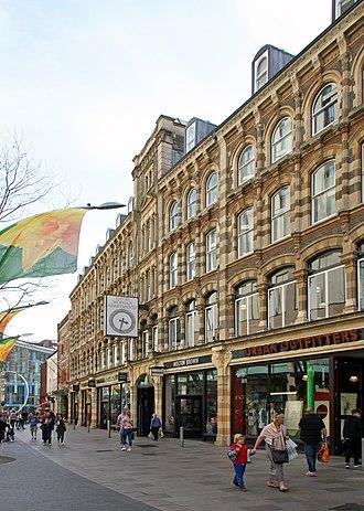 David Morgan (department store) - Image: David Morgan Apartments Cardiff (16988571208)