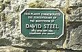 David Steel Martyrdom Plaque - Lesmahagow, Scotland.jpg