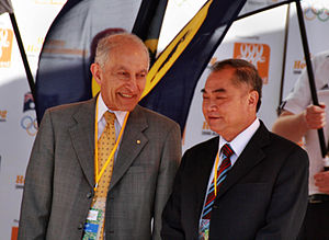 John So - David de Kretser, Governor of Victoria, and John So