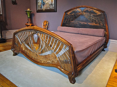 Dawn and Dusk bed