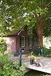 foto van Leeuwarden: langhuisboerdij met zomerhuis