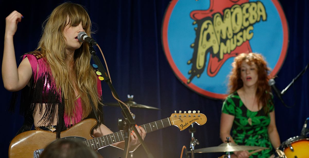 Deap Vally Wikipedia