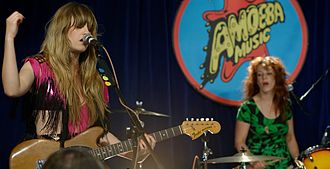Deap Vally - Deap Vally in 2014