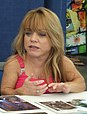 Debbie Lee Carrington auf der Comic Con 2010