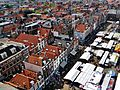 Delft Blick von der Nieuwe Kerk auf den Marktplatz 5.jpg