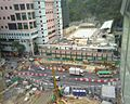 Demolition of Kennedy Town swimming pool 1.jpg