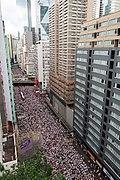 Manifestadeg e Hong Kong