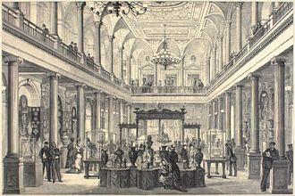 Vilhelm Klein - Image: Den konstindustrielle Udstilling 1880