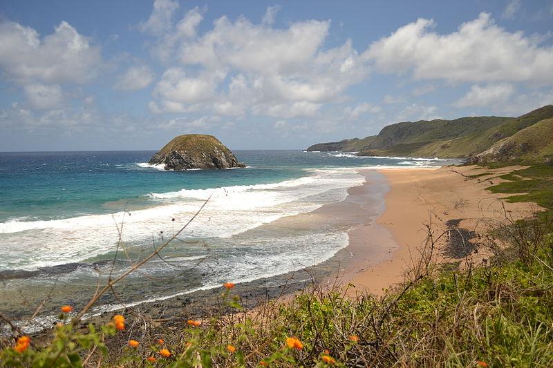 File:Descida para a Praia do Leão.JPG