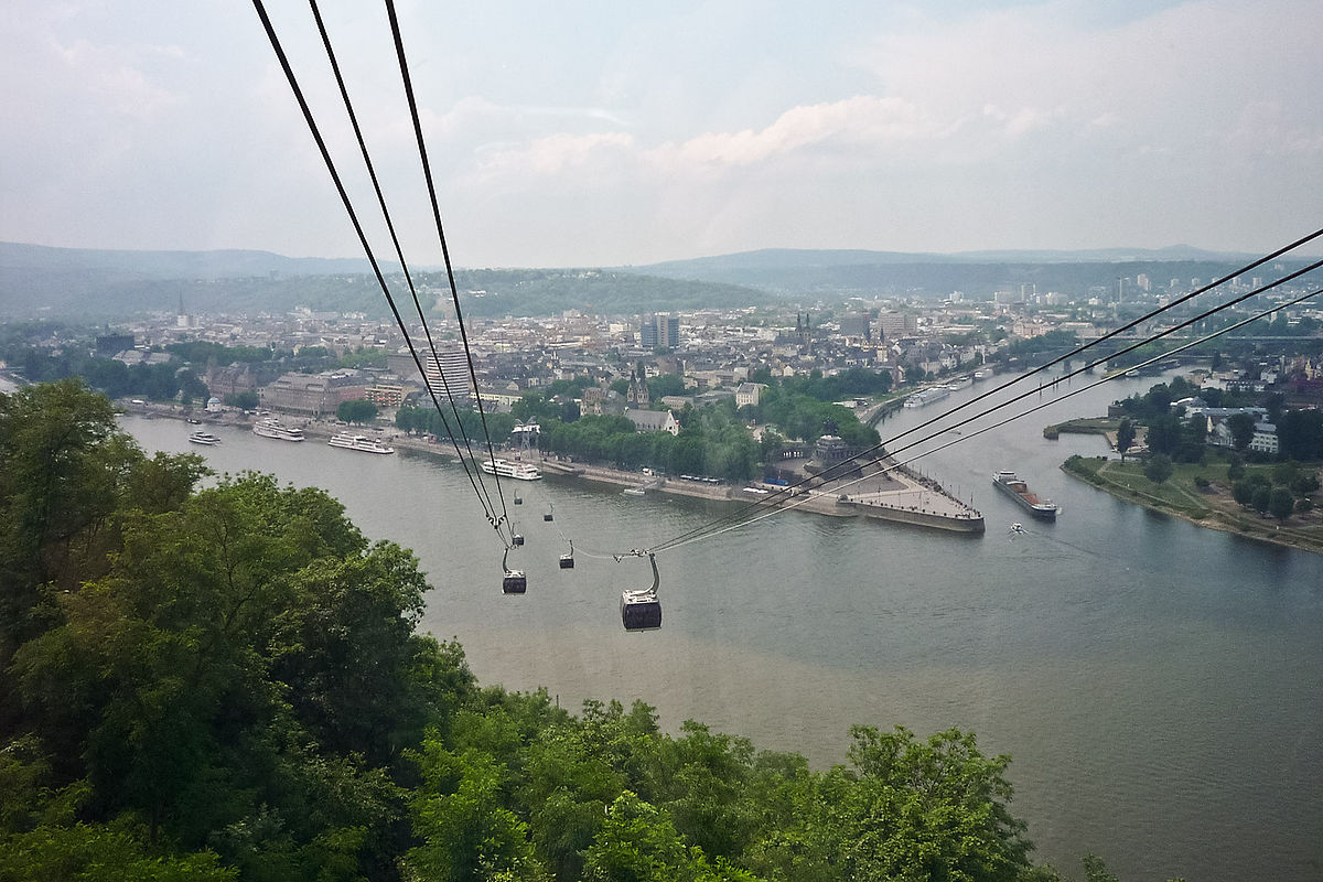 Koblenz Travel Guide At Wikivoyage