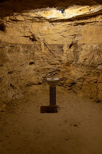 Devil's Throat Cave - Image: Devil's Throat Cave 20