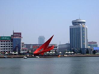 Dezhou - Image: Dezhou 6