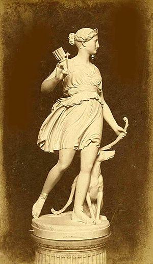 Giovanni Maria Benzoni - Image: Diana, by Giovanni Maria Benzoni