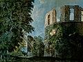 Dicker Turm Heidelberger Schloss von Carl Philipp Fohr 1813 1814.jpg